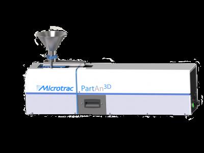 Анализатор размеров и формы частиц PartAn 3D (Microtrac DIA)