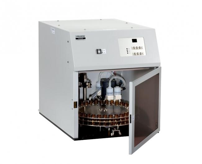 Nanotrac Autosampler Carousel (NAS35)